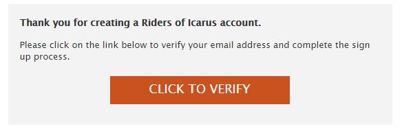 активация аккаунта icarus