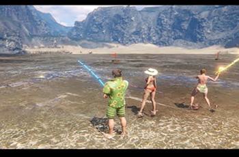 рыбалка в icarus